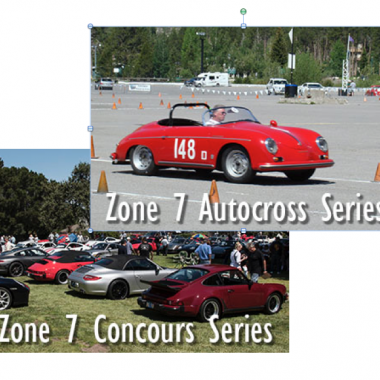 Zone 7 Events Highlight AutoX and Concours!